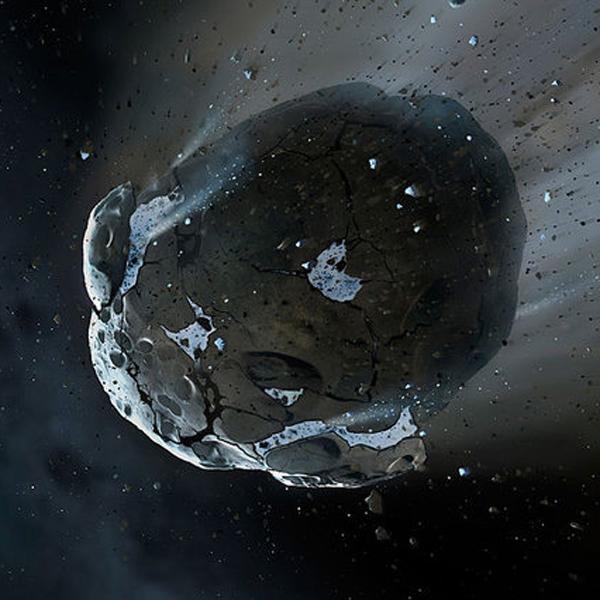 метеорит, внеземная жизнь, Новая находка может объяснить распространение жизни на Земле