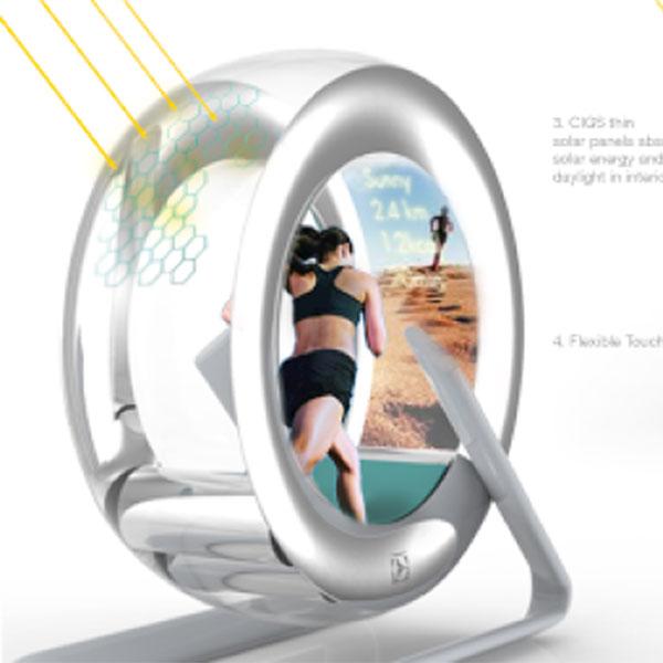 концепт, стиральная машина, Electrolux, дизайн, Как белка в колесе