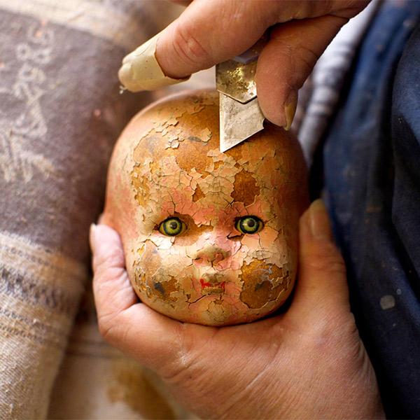 кукла, Австралийская больница для кукол: столетние традиции ремонта игрушек