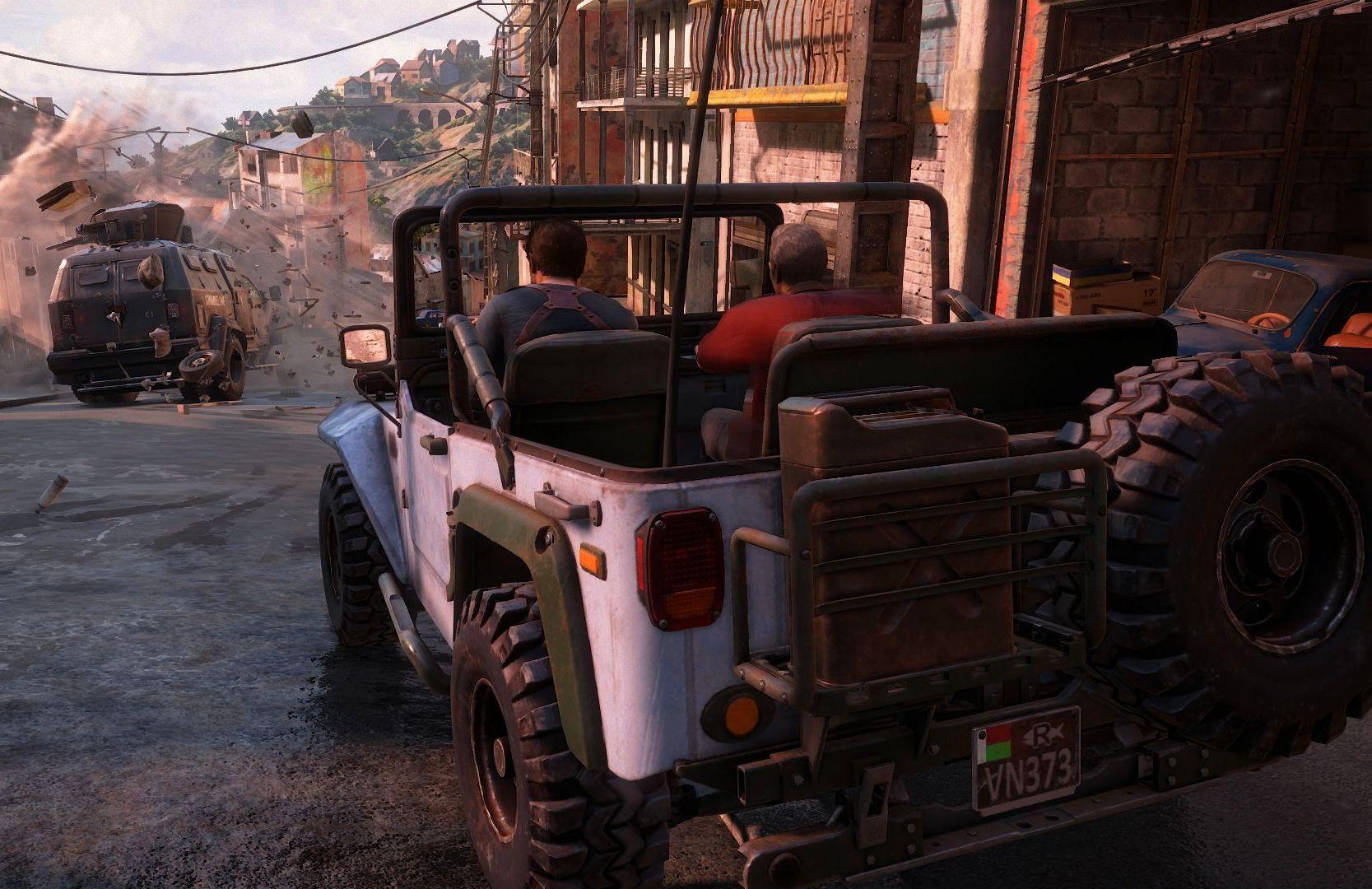 Чего ждать от заключительной части культовой игры Uncharted?