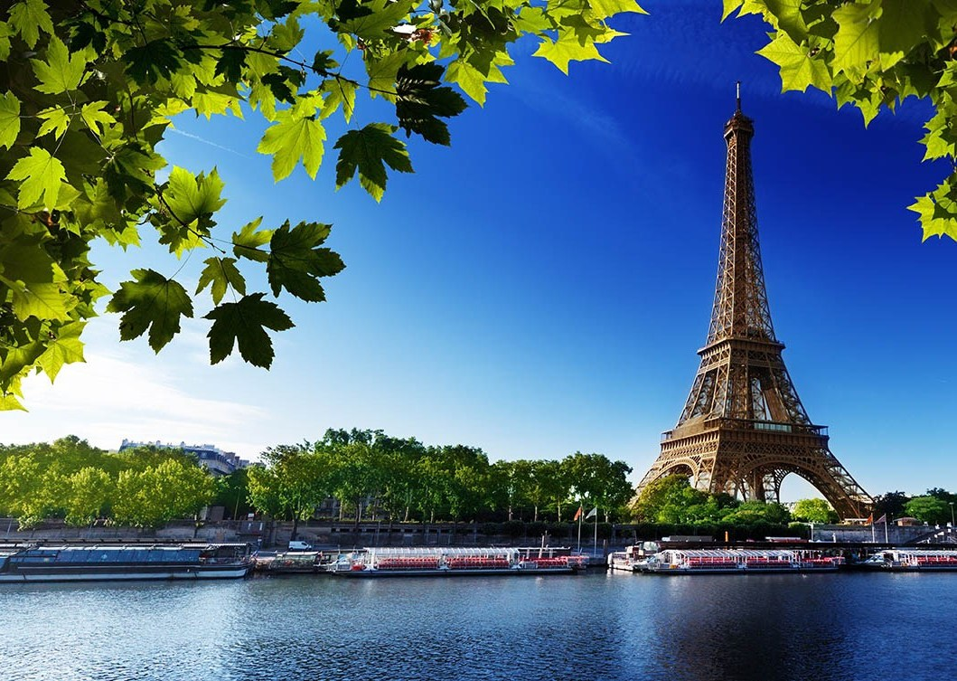 Путешествия, отдых, туризм, еда, 10 способов увидеть Париж и...сэкономить