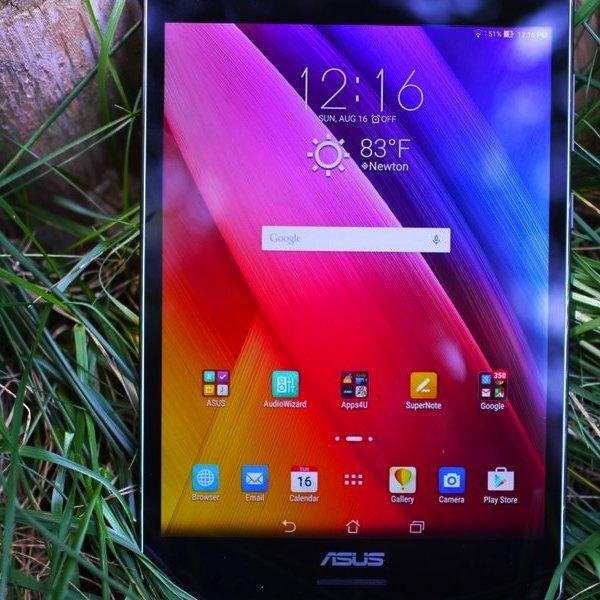 Asus, Android, планшет, Обзор Asus ZenPad 8.0