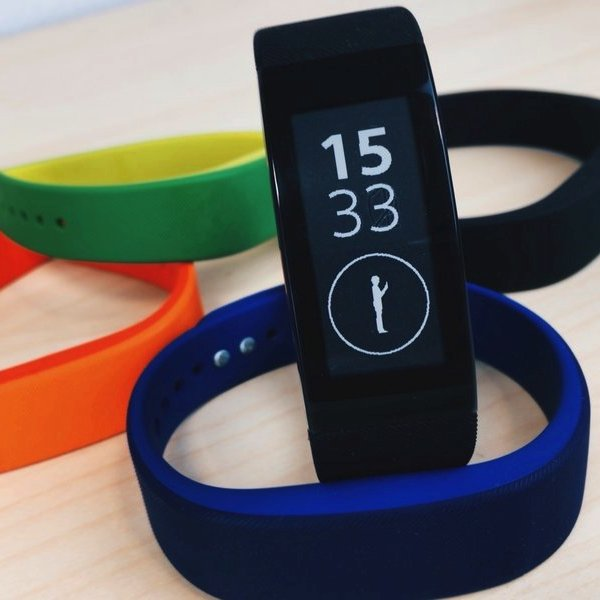 Sony, Android, iOS, спорт, часы, будильник, фитнес, спорт, смартфон, планшет, Обзор фитнес-трекера Sony SmartBand 2