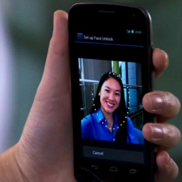 Google, Android, Nexus, смартфон, планшет, Google Face Unlock: компания «научит» смартфоны распознавать лица