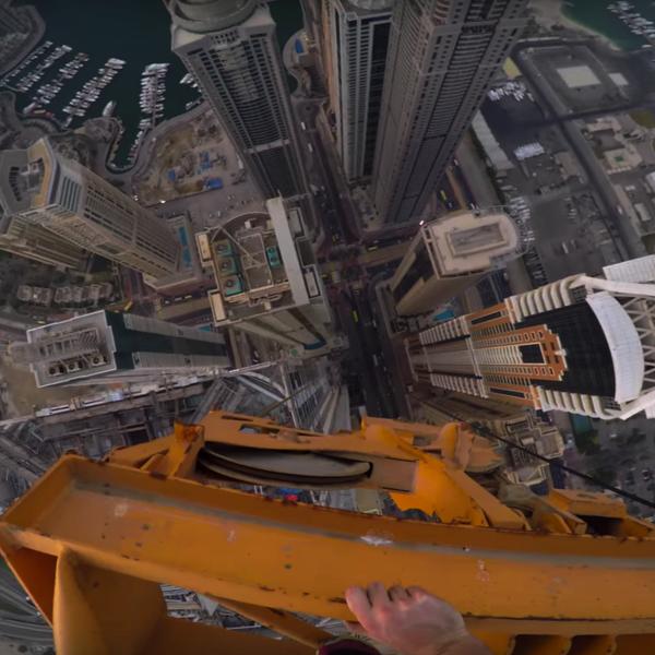 Идея, концепт, дизайн, архитектура, Инженеры предлагают при строительстве небоскребов «склеивать» между собой стальные балки