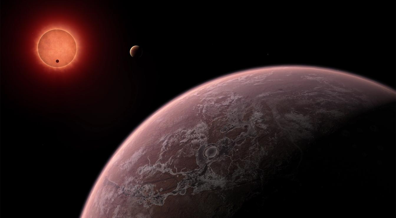 «Тупак», «Соня» и «Стесняшка»: в сети придумывают названия экзопланетам, обнаруженным NASA