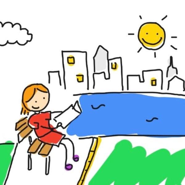Google,искусство,дизайн, Google AutoDraw превращает каракули в красивые рисунки