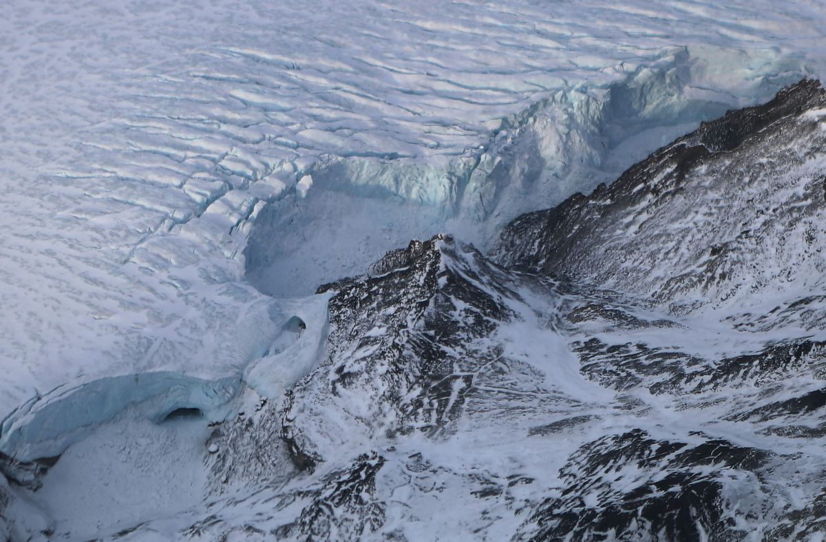 Учёные обнаружили исчезновение реки в Канаде