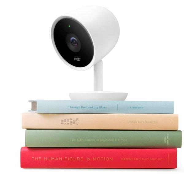 Nest,концепция,дизайн,камера, «Умная» камера Nest Cam IQ: Full HD-видео и распознавание лиц