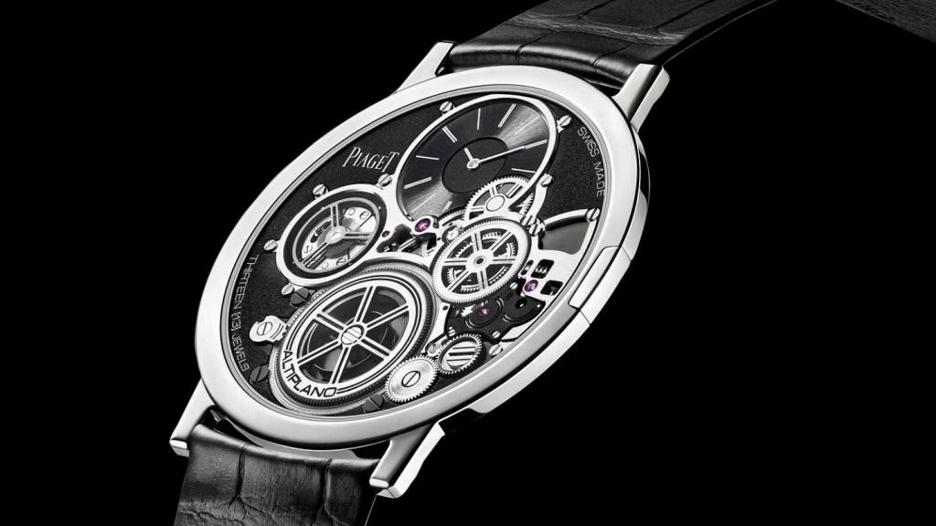 Женевское клеймо: Piaget Altiplano - самые тонкие наручные часы в мире