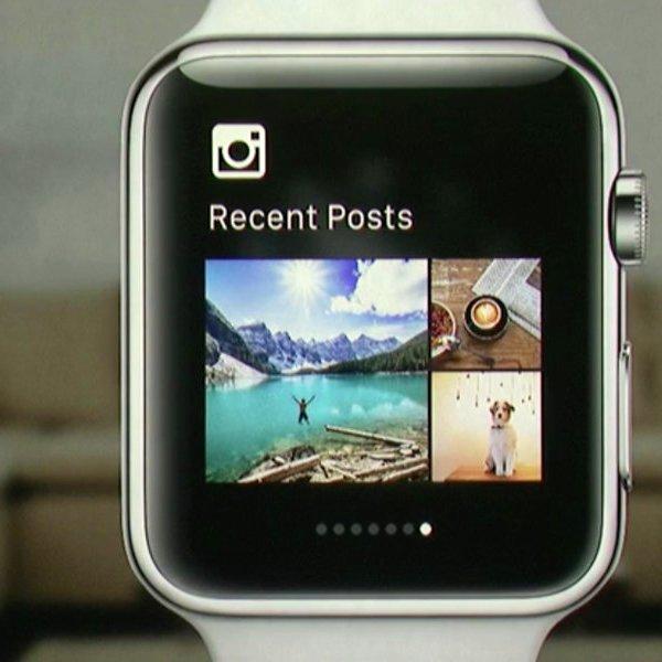 Instagram, Apple, соцсети, Instagram отказывается от приложения для Apple Watch