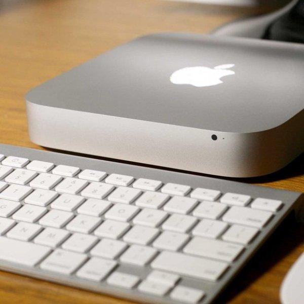 Apple, Компьютер Mac mini получит обновление, впервые за 4 года