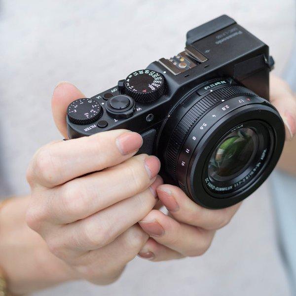 фото, кино, фотоаппарат, Panasonic обновила свою компактную камеру LX100